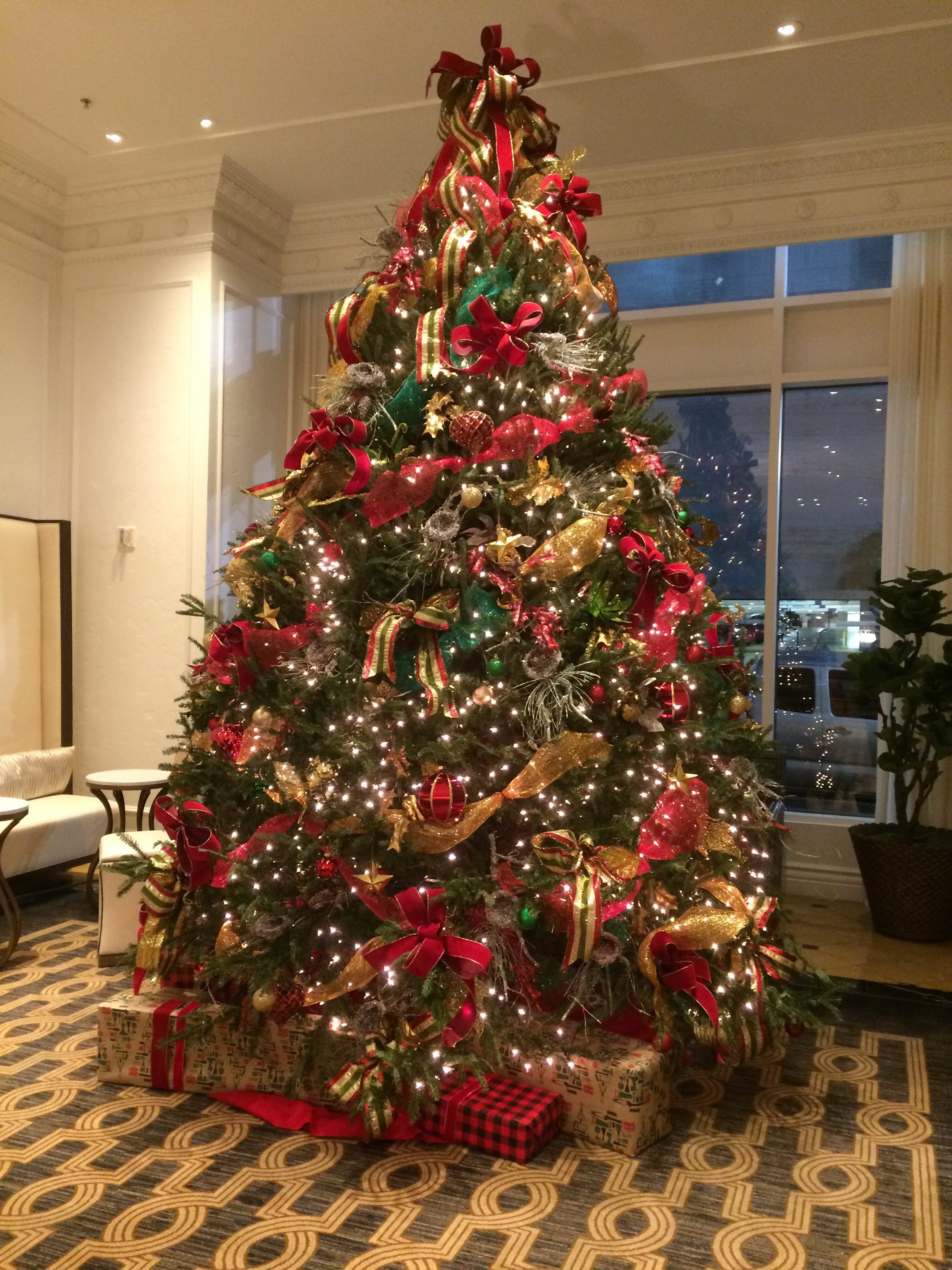 Christmas Trees, Tony Bennett, and New Orleans – contentedkitchen